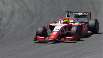 F2: Mick Schumacher 18. helyről indulva 4.