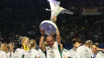 Nagyon rossz hír az ellenfelek számára, amit a BL-győztes Győr edzője mondott