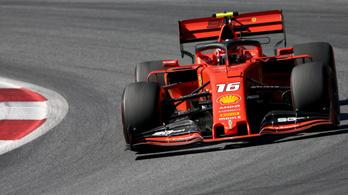 Verstappen fantasztikus versenyzéssel szakította meg a Mercedes 2019-es sorozatát