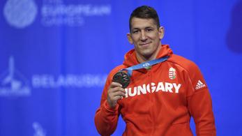 Európa-játékok: bronzérmes a birkózó Lőrincz Viktor