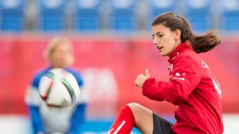 A Comói-tóba ugrott, azóta nem találják a svájci női futballválogatott játékosát