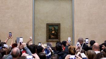 Át kell helyezni a Mona Lisát