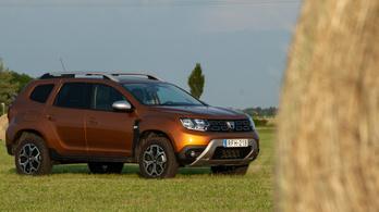 Új Dacia Duster változatok érkezhetnek