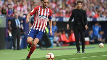Az Atlético legendája az Interhez szerződött