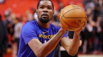 Berobbant az NBA játékospiaca, hárommilliárd dollárt szórtak el pár óra alatt