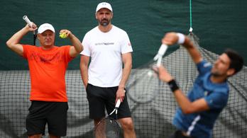 Djokovic újabb wimledoni bajnokot igazolt le edzőként
