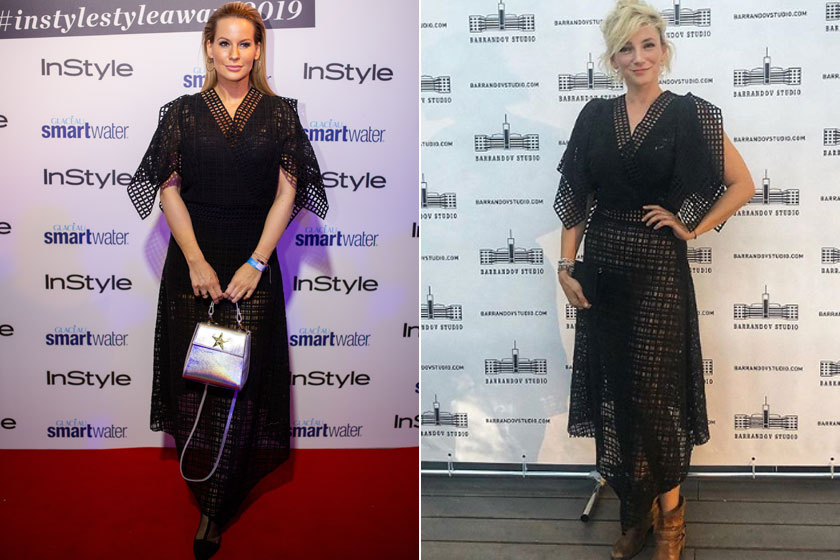 Mádai Vivien az ötödik Instyle Awardon és Borbély Alexandra a Karlovy Vary-i Nemzetközi Filmfesztiválon.