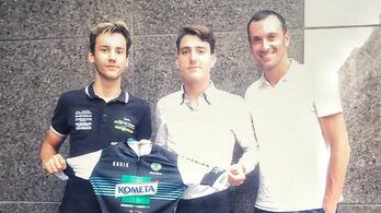 Még két magyar bringás mehet Contador csapatába