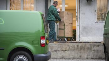 Árat emelt a Posta