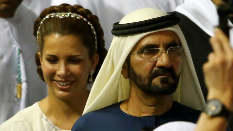 11 milliárd forinttal szökött el a dubaji sejktől a sztárhercegnő