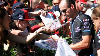 A tök utolsó Kubica lett a nap pilótája Ausztriában, nyomozzák, miért