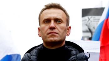 Újra elzárják Navalnijt, Putyin elnök legnagyobb ellenfelét