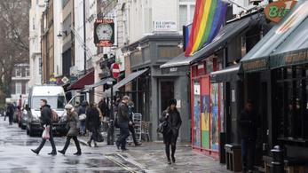 A londoni Soho a legegészségtelenebb hely Nagy-Britanniában