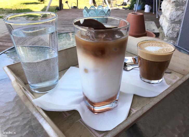 Kotyogós kávék