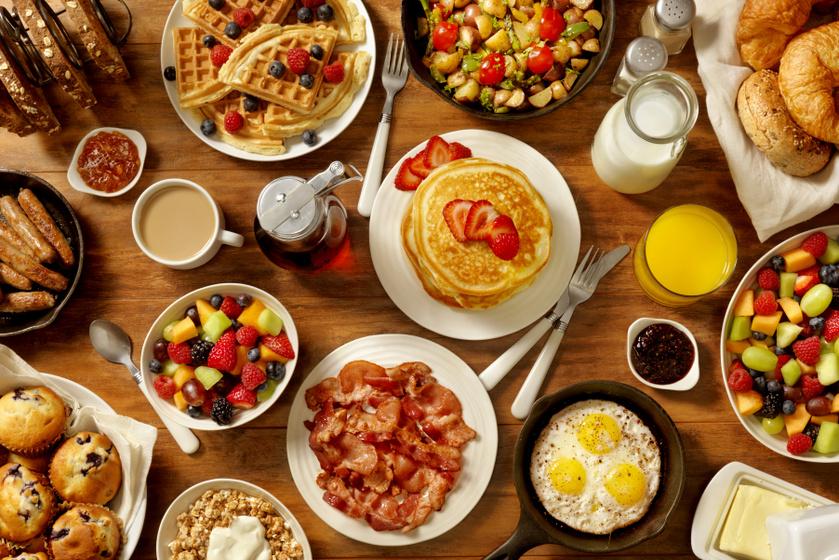 Nem mindegy, mit eszünk reggelire!