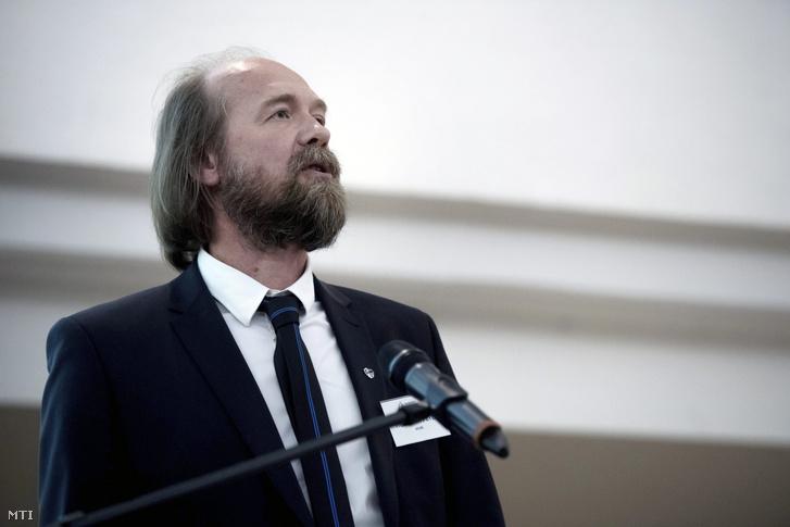 Horváth Péter, a Nemzeti Pedagógus Kar (NPK) elnöke