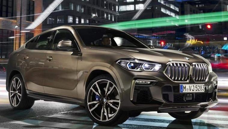 Kiszivárgott képeken az új BMW X6