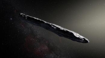 Mégsem földönkívüli űrhajó a szivar alakú repülő objektum