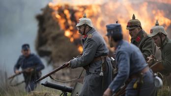 Nagy háború a világ körül - magyar képeken