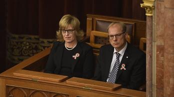 Finoman helyretette Handó Tündét a Kúria elnöke