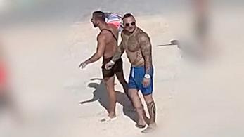 A Lupa-tónál verekedett négy férfi, keresi őket a rendőrség