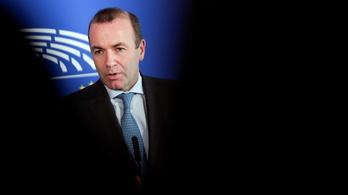 Weber: Orbán és Macron nyírta ki a csúcsjelöltség intézményét