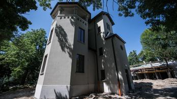 Kilátóvá építették át a hírhedt vallatószobát