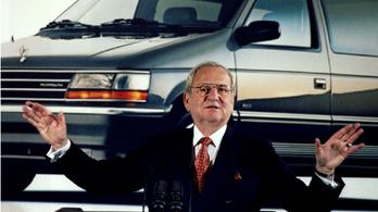 Meghalt Lee Iacocca, akinek nevéhez kötődik a Ford Mustang