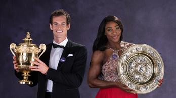 Összeáll Murray és Serena Williams Wimbledonban