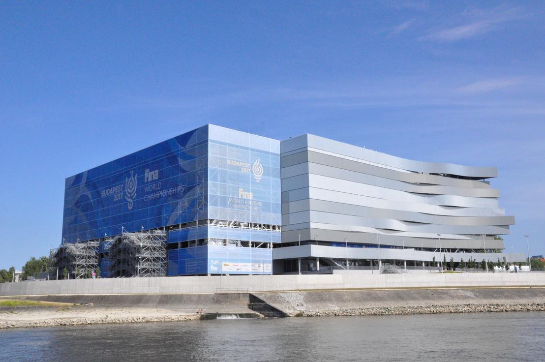 Duna Aréna Budapesten