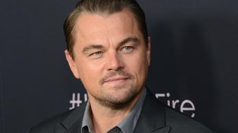 Leonardo DiCaprio létrehoz egy új környezetvédelmi világszervezetet