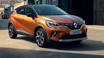 Váratlanul bemutatták az új Renault Captur-t