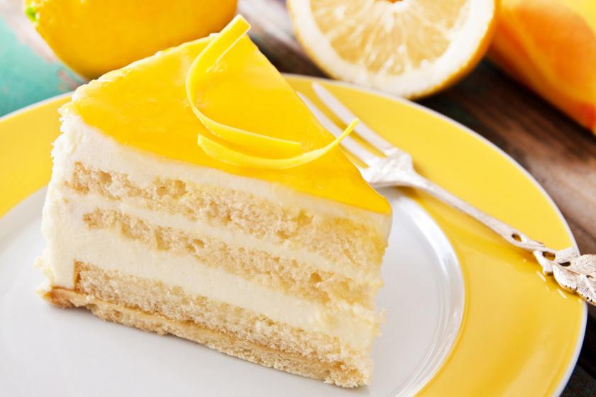 Citromos, emeletes süti csodás krémmel töltve: a nagyi kedvenc receptje
