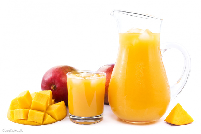 stockfresh 1340751 mango-juice sizeM