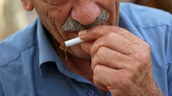 Az uniós átlag dupláját költjük dohányra és alkoholra