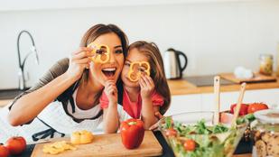 5 dologra elég ügyelned, hogy a gyereked ne legyen túlsúlyos