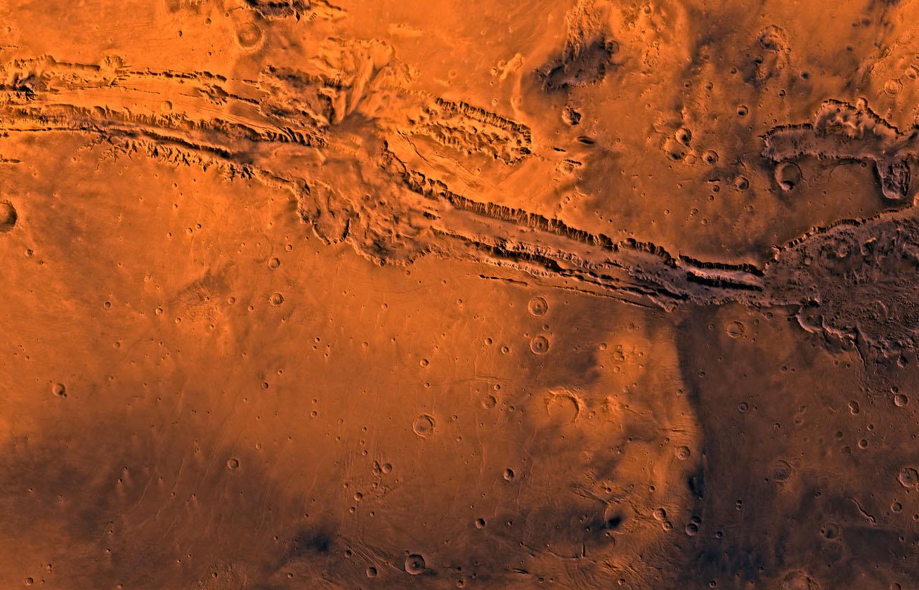 mars kanyon 3