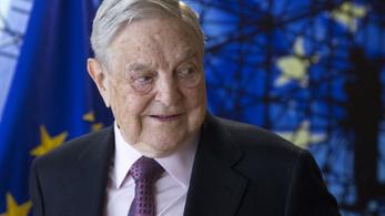 Soros György 360 millió forinttal áll az államilag nem támogatott magyar művészek mellé