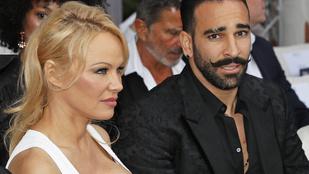 Pamela Anderson videót posztolt, ami állítólag bizonyítja, hogy Adil Rami bántalmazta őt