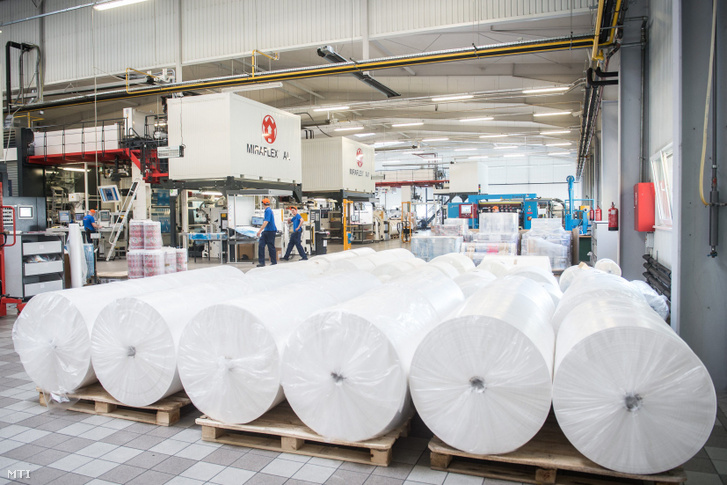A Material Plastic Kft. üzeme Soltvadkerten