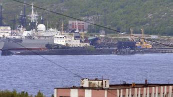 Kigyulladt egy orosz nukleáris tengeralattjáró: 14-en meghaltak