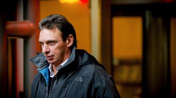 Öt gyilkosságért kapott életfogytiglant a holland keresztapa