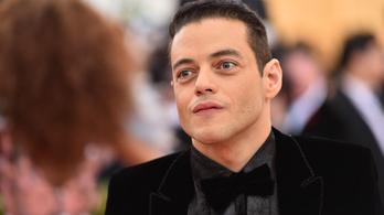 Rami Malek feltételhez kötötte az új Bond-filmben való alakítását