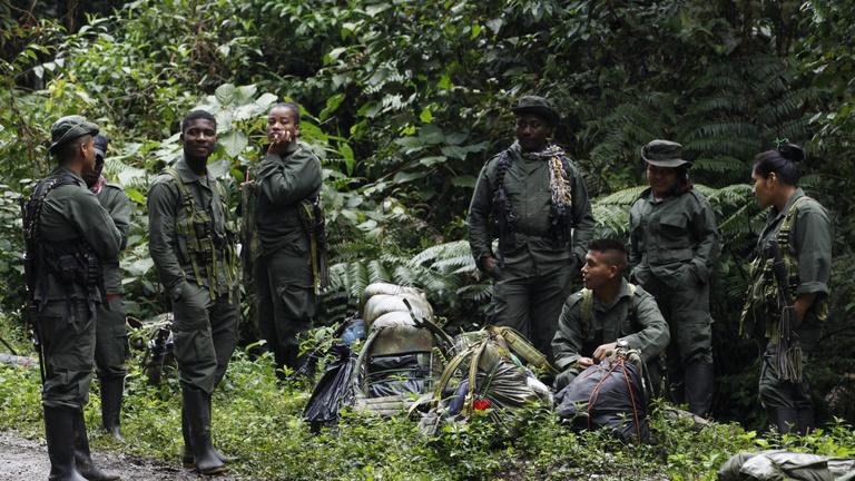 Venezuela nyomorából virágoznak ki újra a kolumbiai gerillák