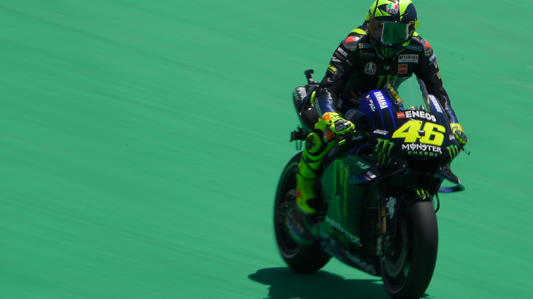 Valentino Rossi: ez már a vég kezdete?
