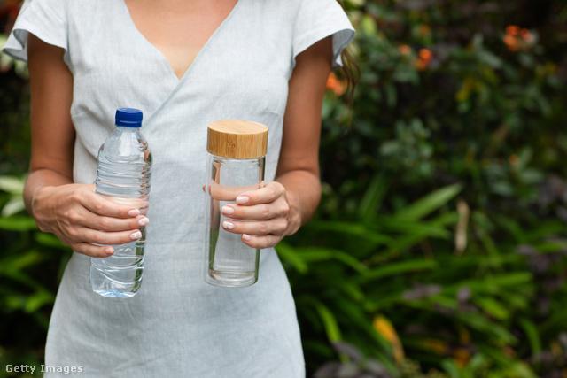 Cseréld a PET-palackot kulacsra