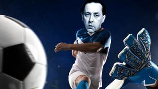 Karinthy hitt a fociban, Márai megvetette, Esterházy játszotta is: íróink és a foci