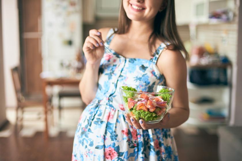 Magzati korban megelőzhető a gluténérzékenység? A kismama rostban gazdag étrendje lehet a megoldás