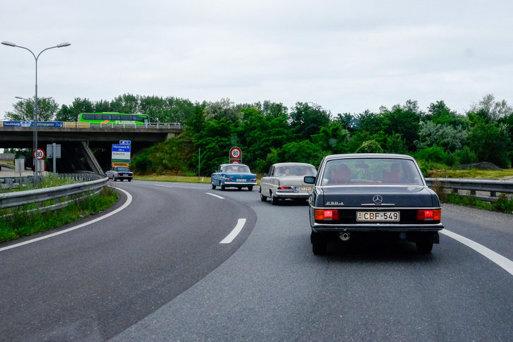 Nessy volt az egyik nagyjából problémamentes autó az idei Ornbau-túrán