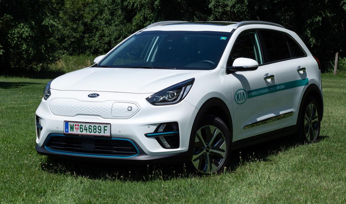 Magyarországnak idén még nem jut autó. Ezt például Ausztriából hozták el a tesztre